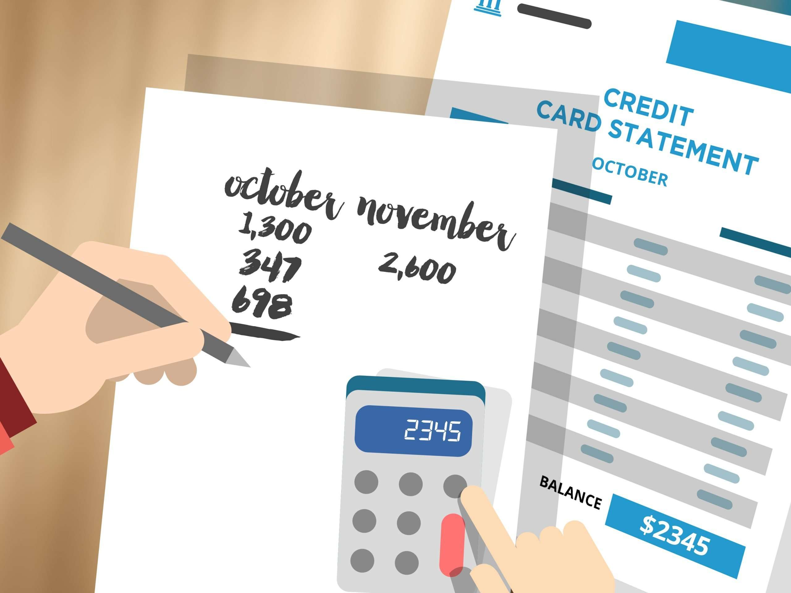 3 Ways to Check Your Credit Card Balance