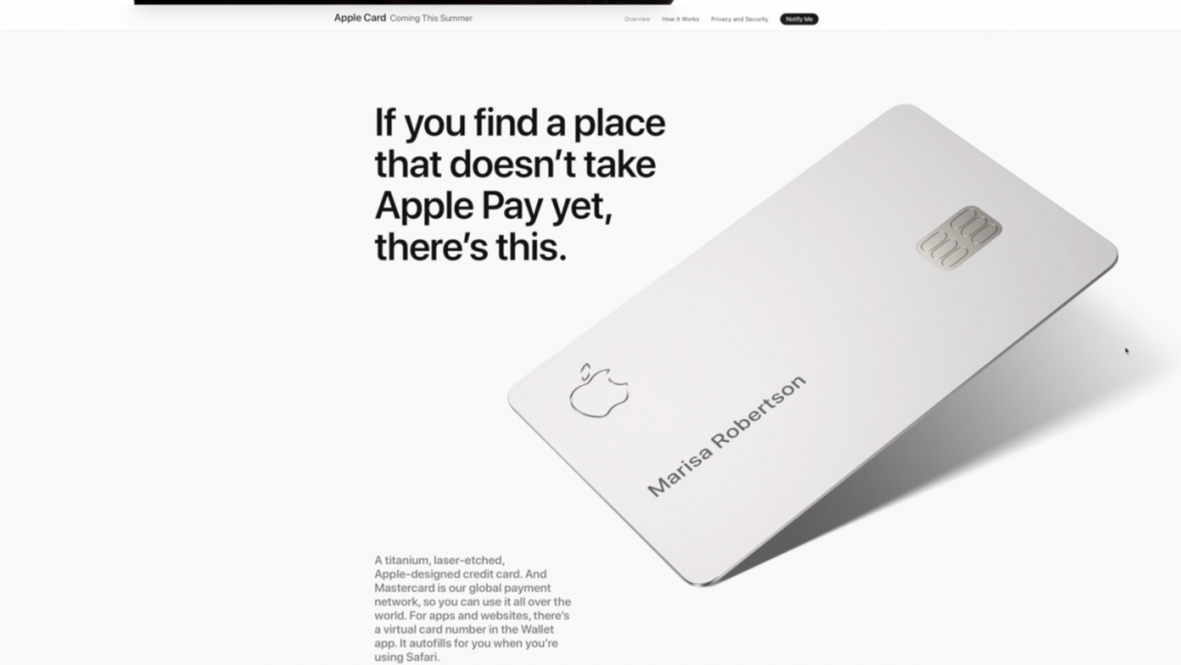 apple releases its credit card is it worth getting