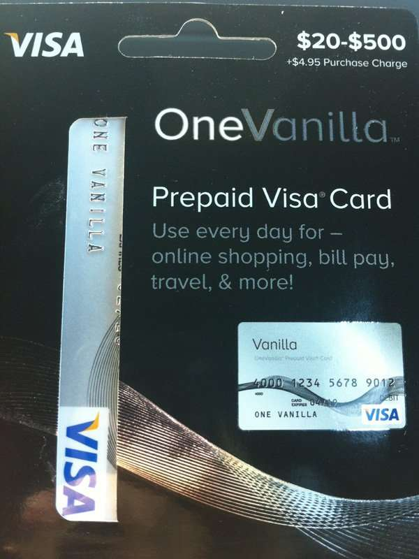 Are vanilla visa gift cards reloadable