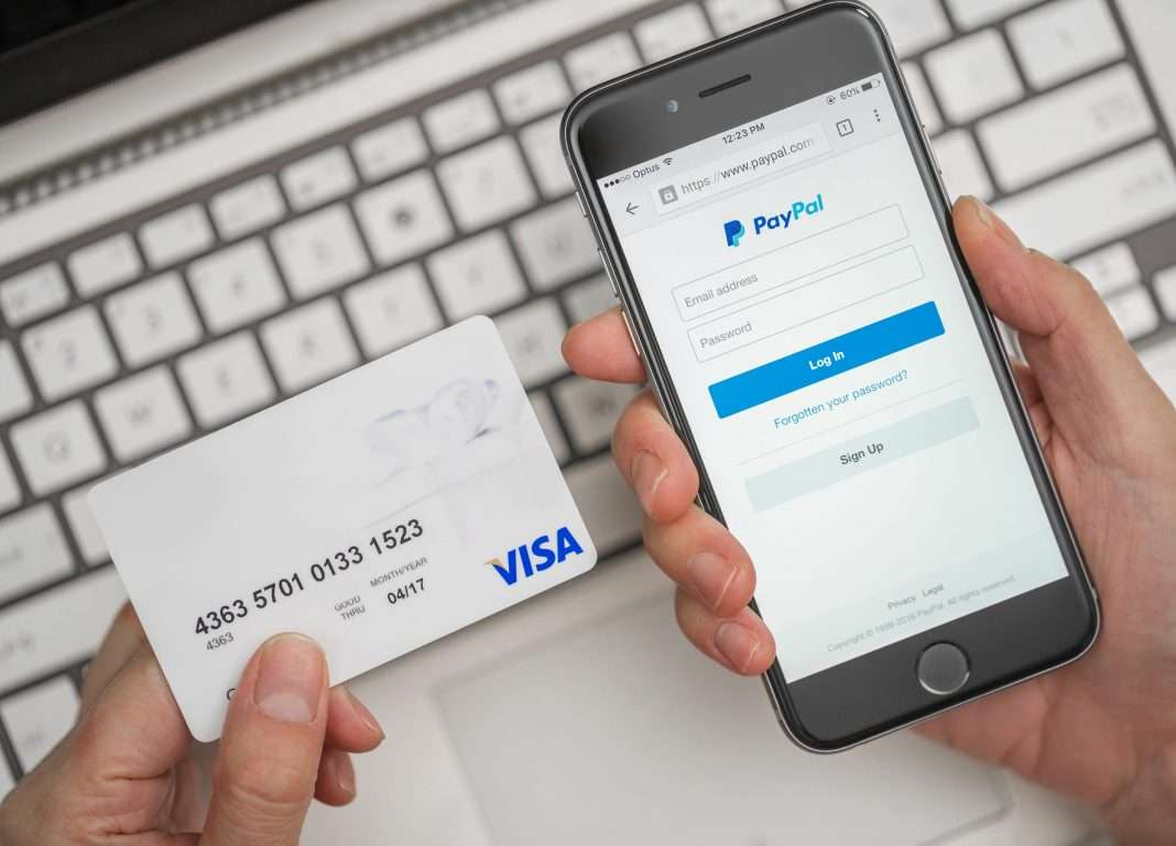 you can use most credit cards on paypal heres how to
